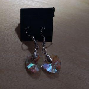 Earrings.Swarovski critical elements.New!